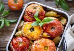 legumes farcis ete vint recettes tomate poivron aubergine courgettes