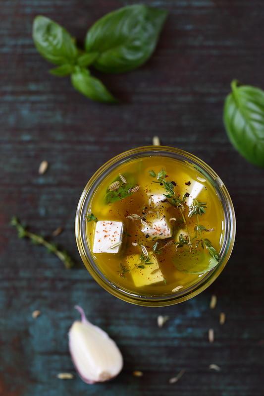 Que faire avec la feta ? Trente recettes faciles - Un déjeuner de soleil