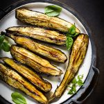 aubergines roties recettes facile