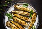 aubergines roties au four recette