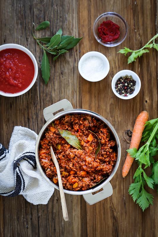 sauce bolognaise et quinze autres recettes ragu italiens