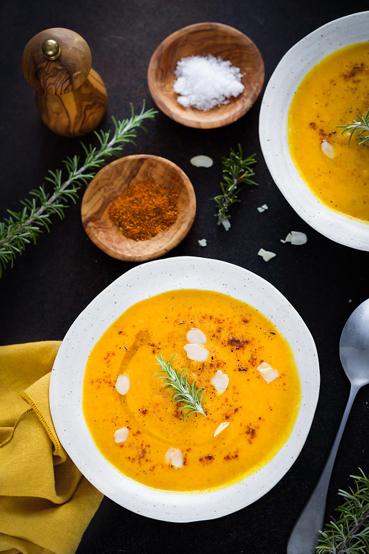 soupe potimarron fromage recette facile